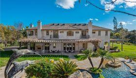 Kid Cudi's New Calabasas Mansion