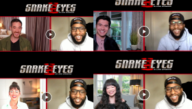 Snake Eyes: G.I. Joe Origins x Cassius Life