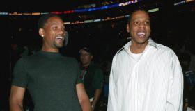2004 NBA All-Star Game - Celebrities