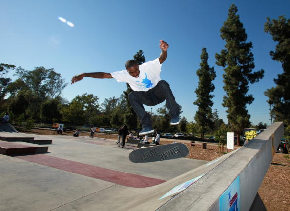 """BET's """"Being Terry Kennedy"""" Skater's Promotional Event"""