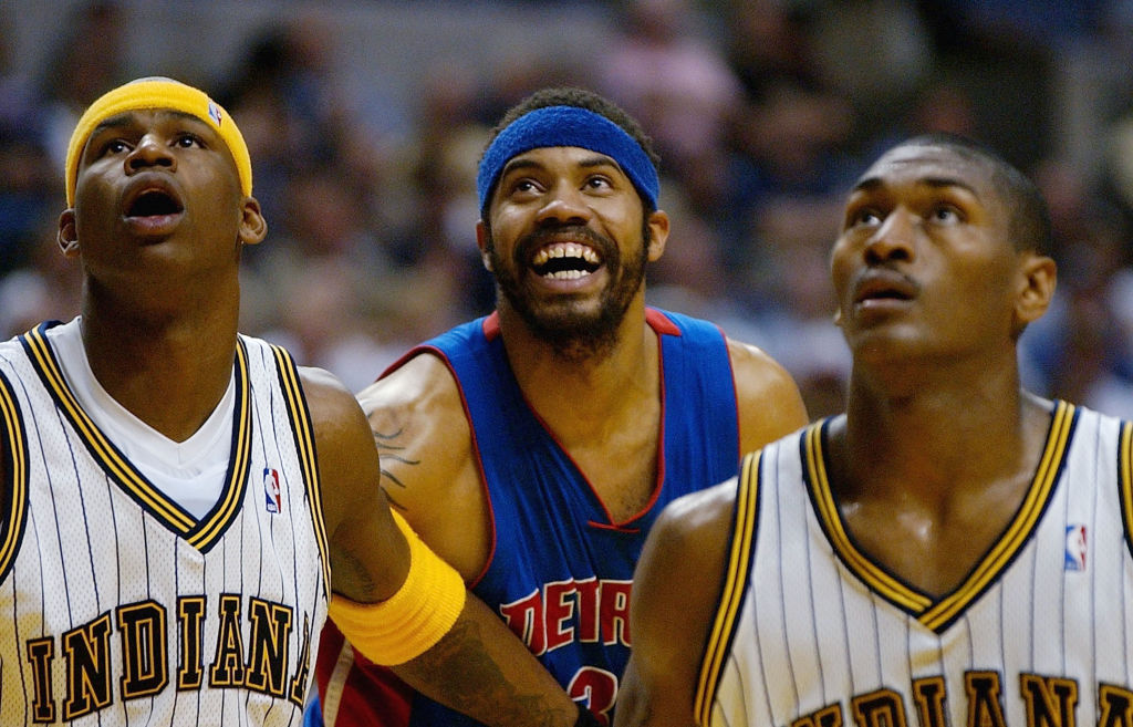Pistons v Pacers