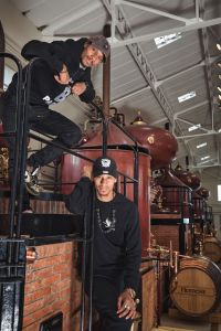 Hennessy x Les Twins V.S. 2021 In Motion
