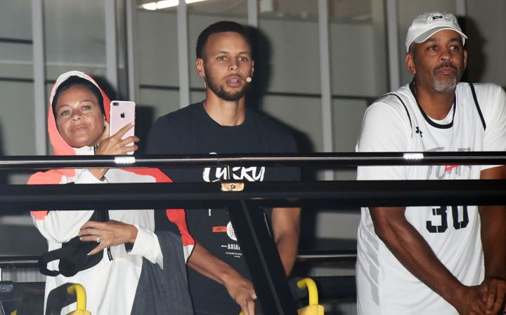 Stephen Curry Asia Tour In Tokyo