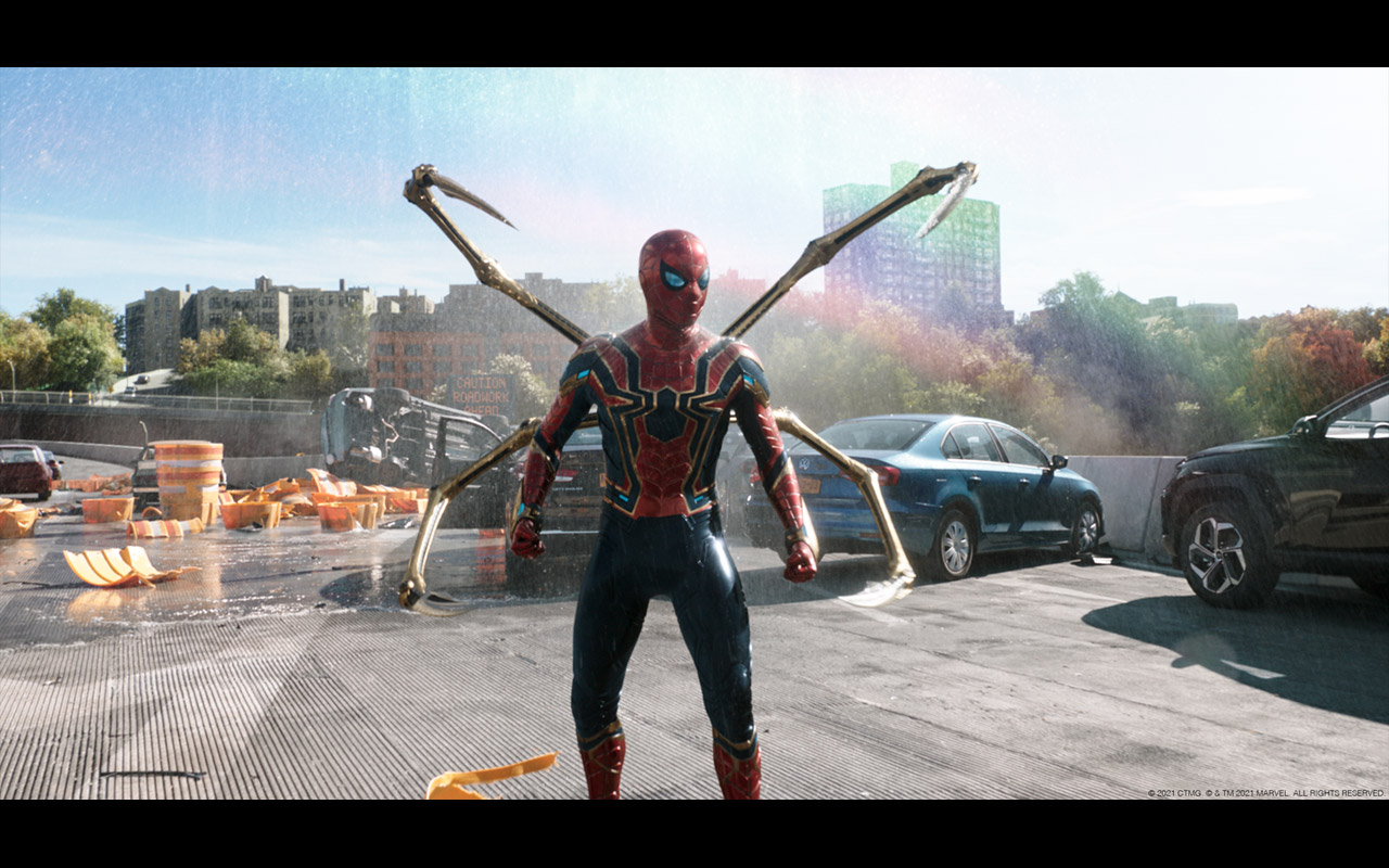 Watch The First Trailer For 'Spider-Man: No Way Home'