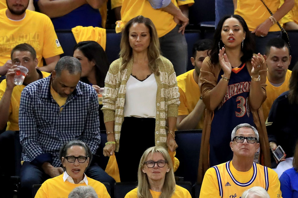 Sonya Curry Allegedly Cheated On Dell Curry With Ex-NFL Player