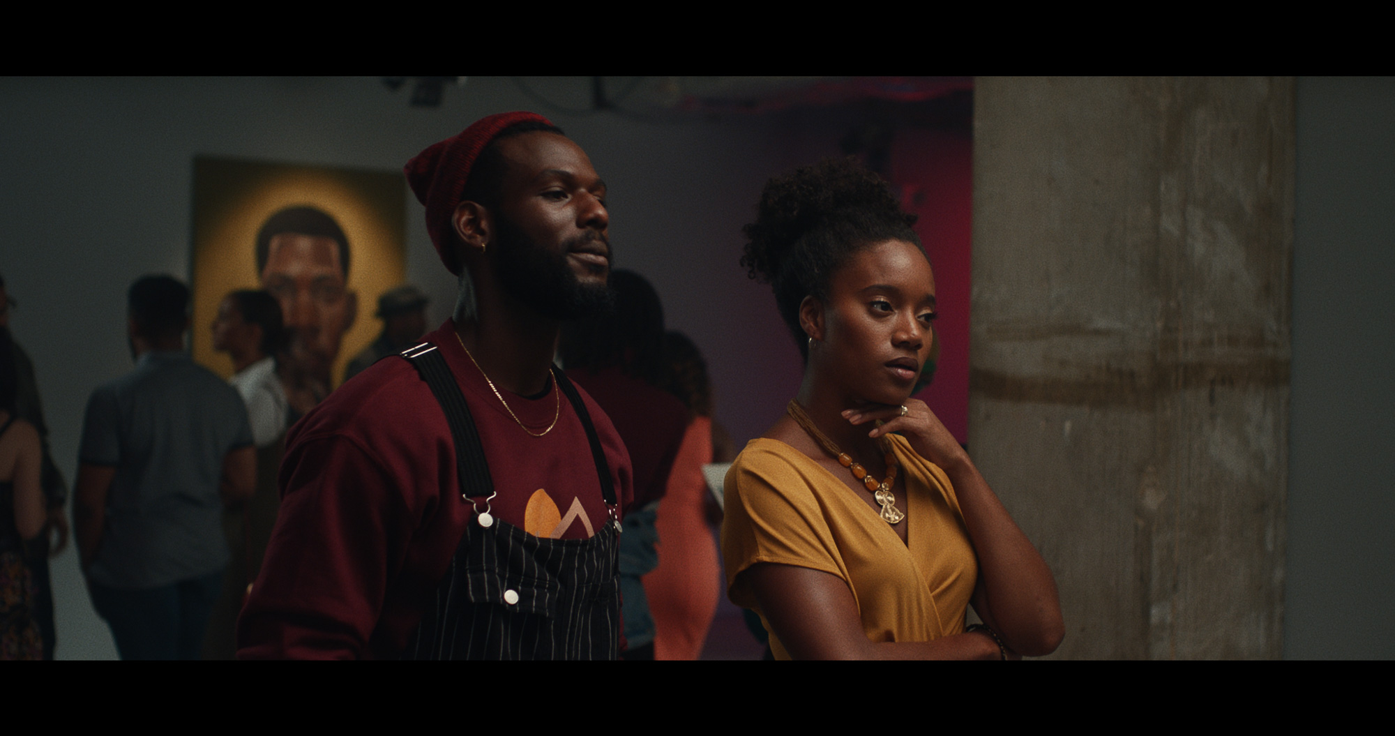 The Cast of 'Really Love' Breakdown Being Black Creatives & More