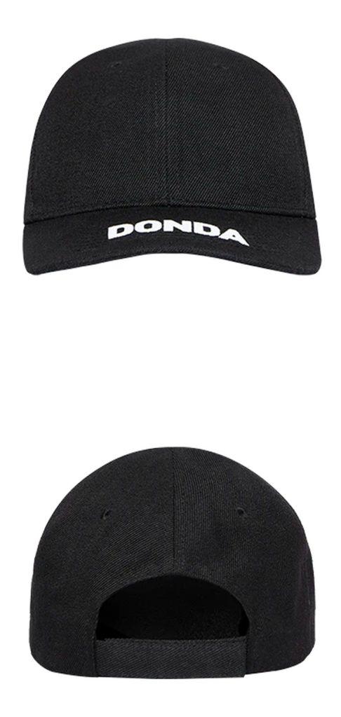 Kanye West 'DONDA' Merch Engineered by Balenciaga