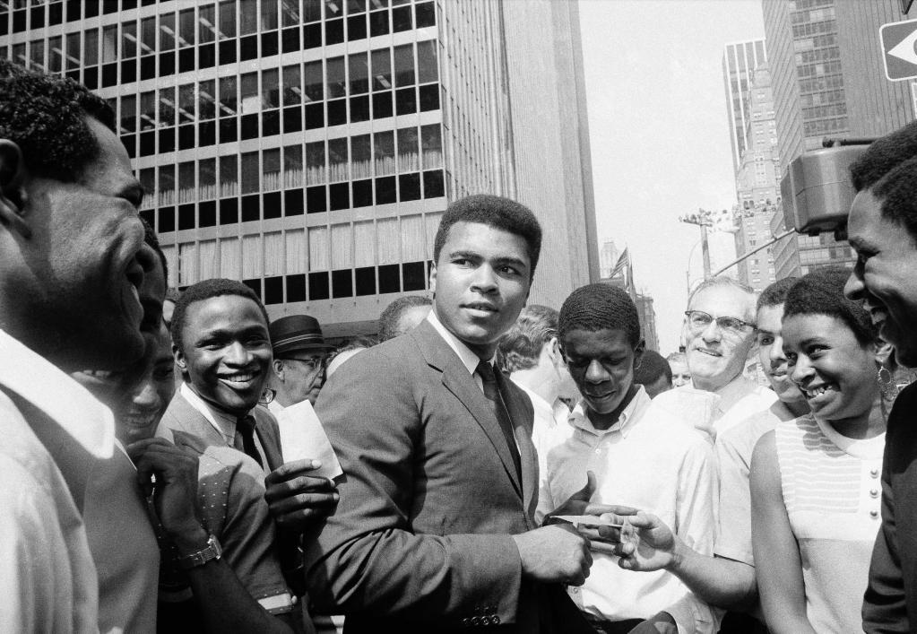 Muhammad Ali Documentary Photos