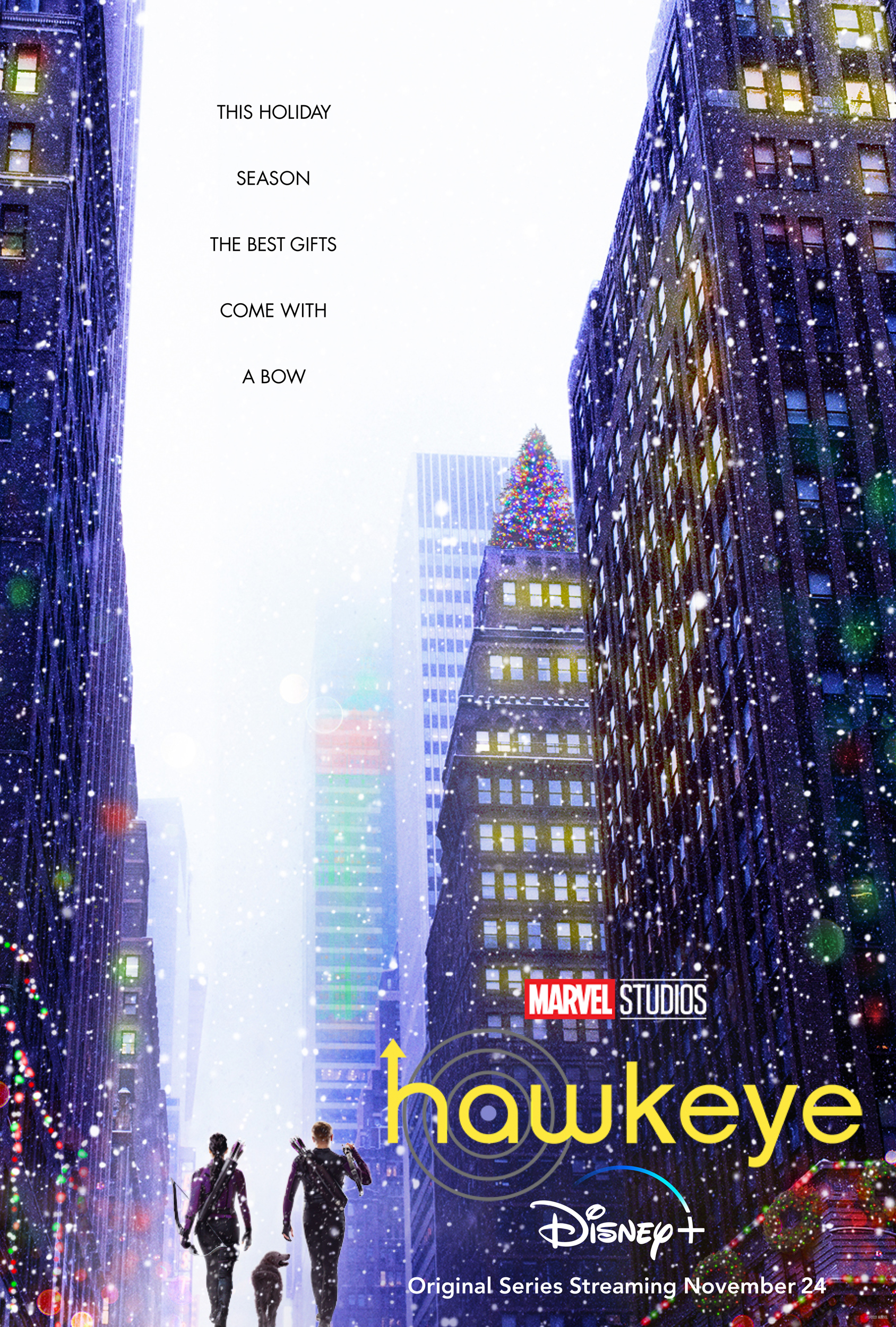 Marvel Studios' Hawkeye