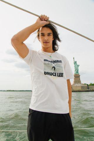 Bruce Lee Sprayground Collection