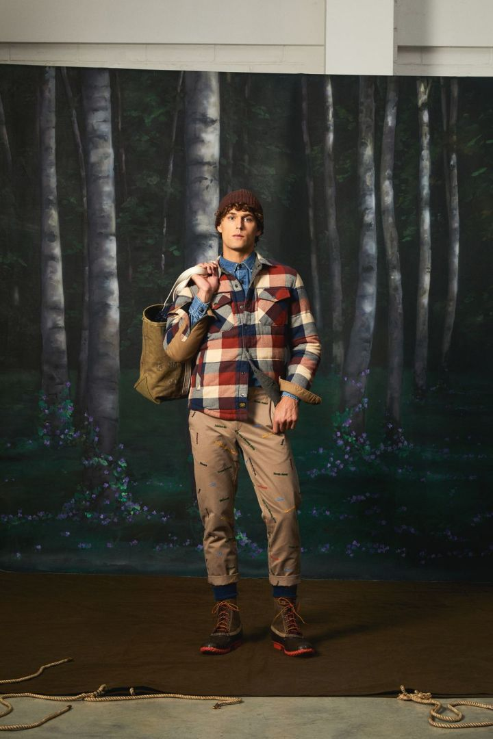 Todd Snyder x L.L. Bean Second Collection