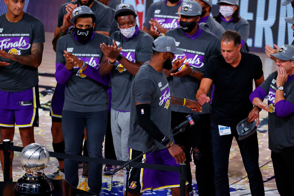 Rob Pelinka Says Lakers Will Be 100% Vaccinated When The NBA Season Begins