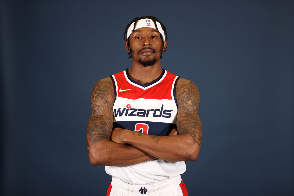 Twitter Reacts To Bradley Beal Questioning COVID-19 Vaccines