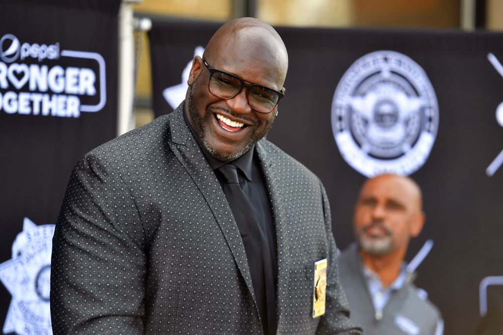 """Shaq Says He Would Tell The Nets To Get Kyring Irving's """"Ass Outta Here"""""""