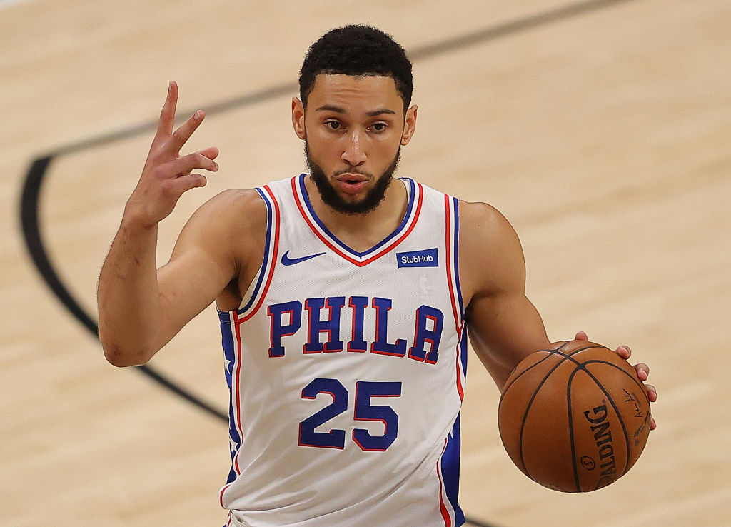 Philadelphia Weather Sounds Off On Ben Simmons During News Telecast