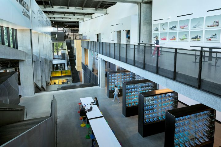 Nike Sports Research Lab LeBron James Innovation Center