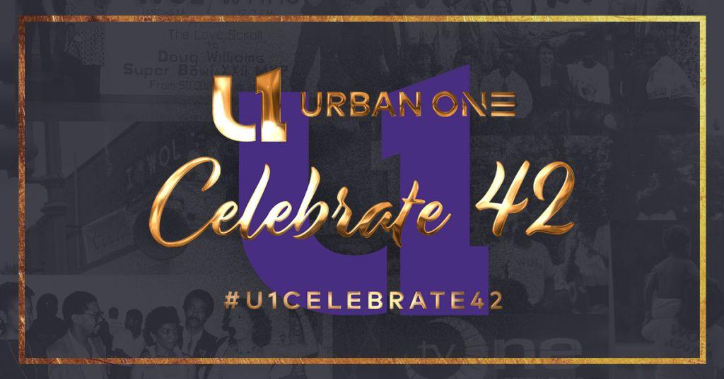 Urban One 42nd Anniversary