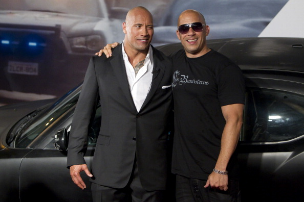 Dwyane Johnson Opens Up About His Feud With Vin Diesel