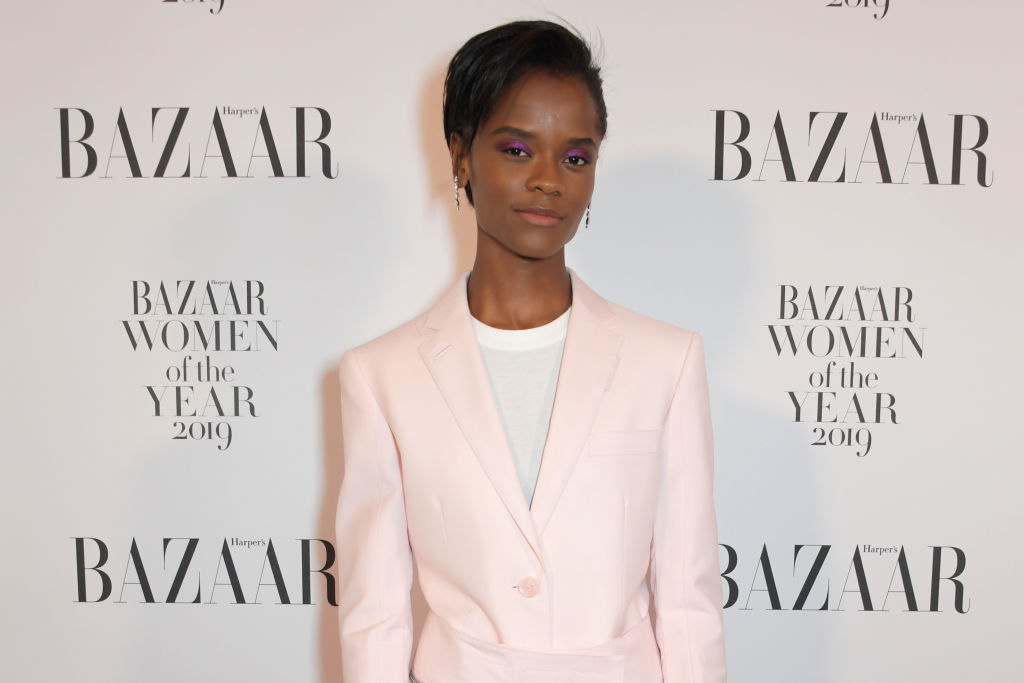 Letitia Wright Denies Saying Anti-Vax Comments On Set of 'Black Panther 2'