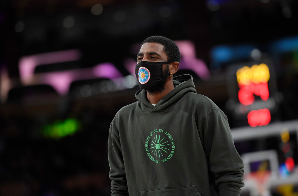 Following His IG Live Session, Twitter Believes Kyrie Irving Said Nothing