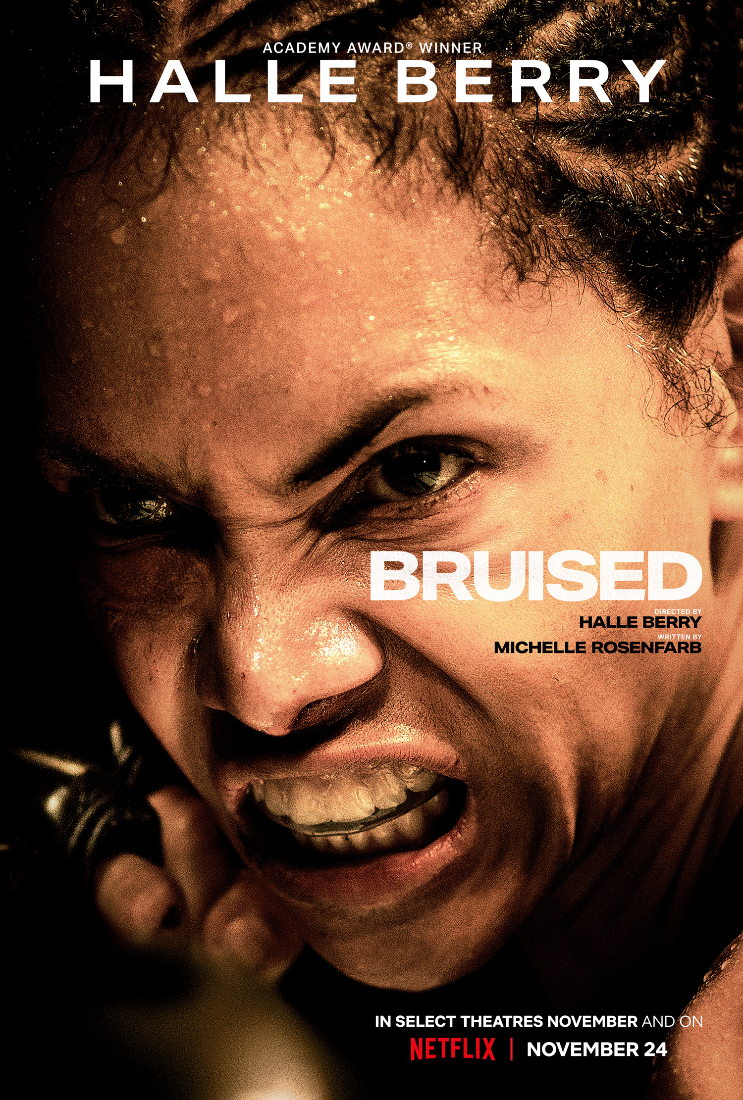 Halle Berry 'Bruised'