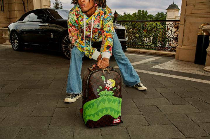 Sprayground Richie Rich-Inspired Apparel Collection