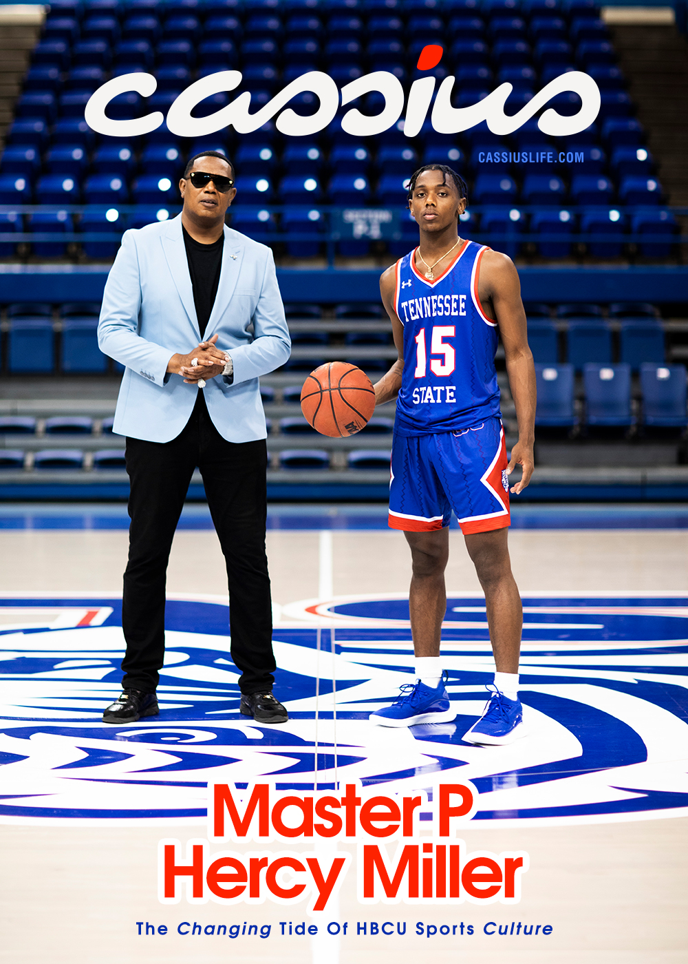 Master P Hercy Miler Cassius Fall '21 Cover